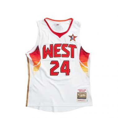 ALL STAR WEST AUTHENTIC JERSEY´09 - KOBE BRYANT #24