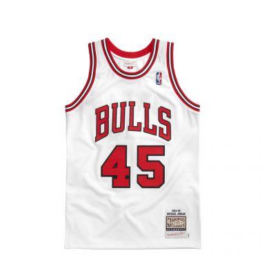 CHICAGO BULLS AUTHENTIC JERSEY´94 - MICHAEL JORDAN #45