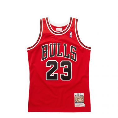 CHICAGO BULLS - MICHAEL JORDAN AUTHENTIC JERSEY '97