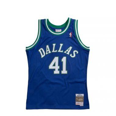 DALLAS MAVERICKS | DIRK NOWITZKI #41 NBA SWINGMAN JERSEYS ´98