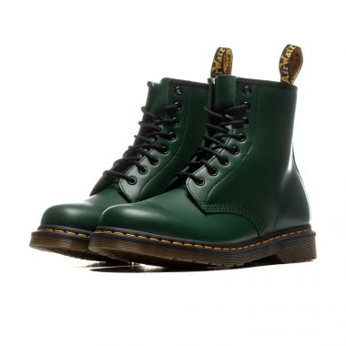 DR.MARTENS 1460 GREEN SMOOTH