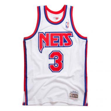 NEW JERSEY NETS 1992-93 SWINGMAN JERSEY - DRAZEN PETROVIC #3