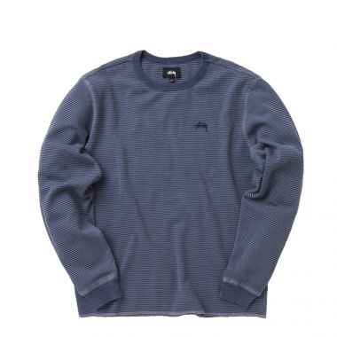 STUSSY O'DYED LS THERMAL