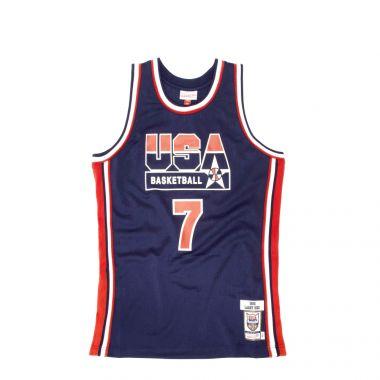 TEAM USA AUTHENTIC NBA JERSEY - LARRY BIRD #7