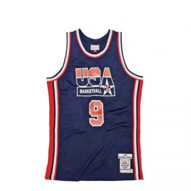 TEAM USA AUTHENTIC NBA JERSEY - MICHAEL JORDAN #9