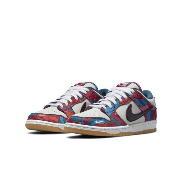 NIKE SB DUNK LOW PRO PARRA ABSTRACT ART